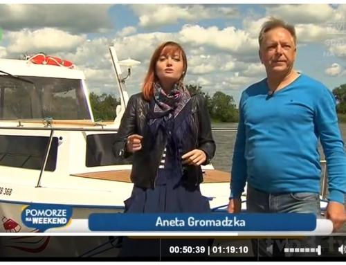 Hausbot Shasa I w TVP3 Gdańsk
