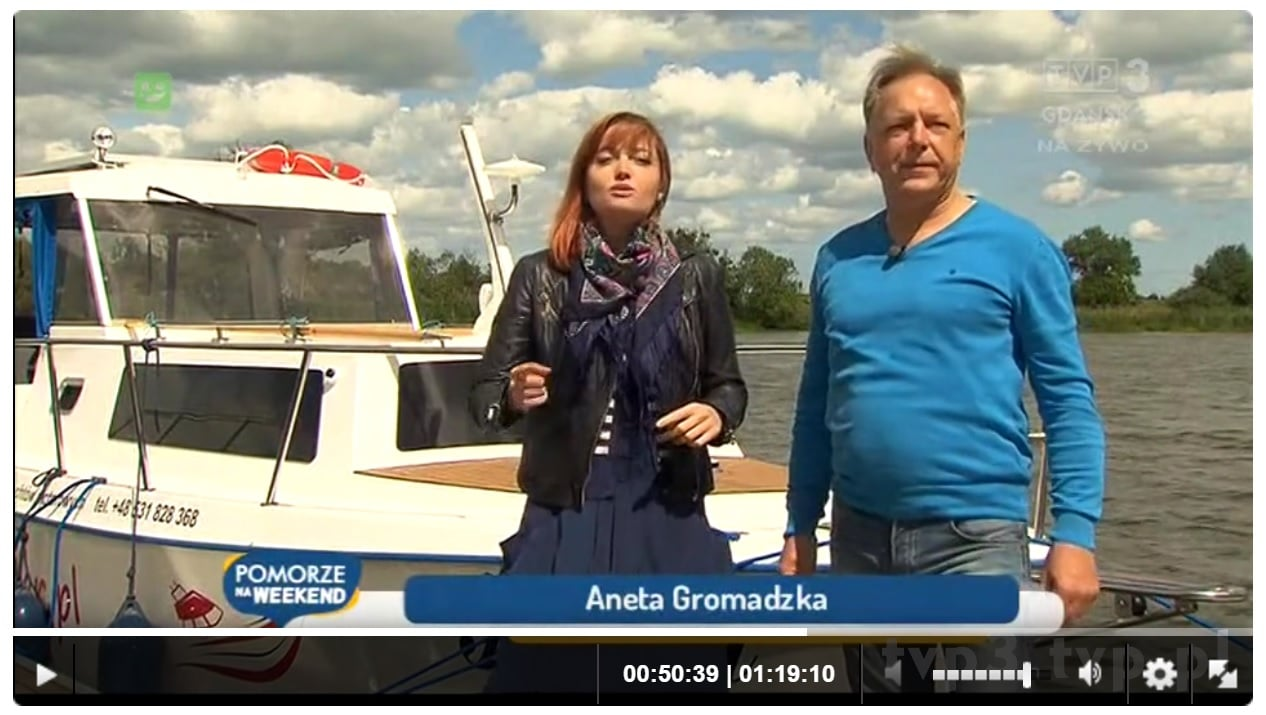 TVP3 Pomorze na weekend