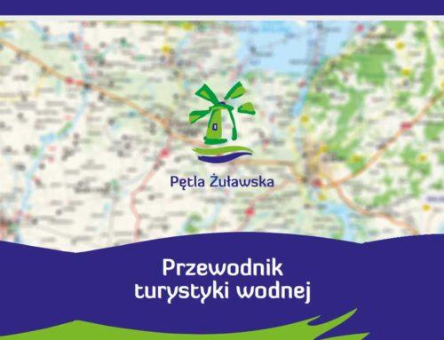 Nowe wersje przewodników i map dla Pętli Żuławskiej już do pobrania